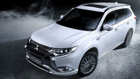 New Outlander Plug-in Hybrid - Altenburg Garage