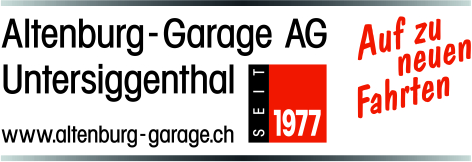 Logo wurde modernisiert - Altenburg Garage 1