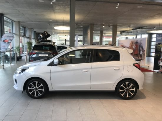 New Mitsubishi Space Star - Altenburg Garage 5