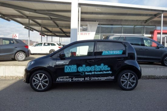New SEAT Mii electric - Altenburg Garage 6