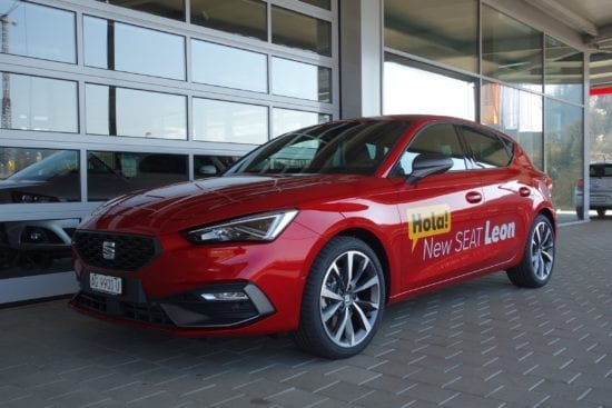 New SEAT Leon - Altenburg Garage 21