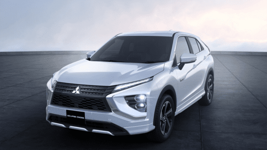 Der neue Mitsubishi Eclipse Cross PHEV - Altenburg Garage 1